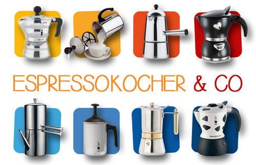ESPRESSOKOCHER & CO