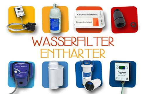 WASSERFILTER ENTHÄRTER