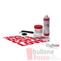 REINIGUNGSMITTELN ESPRESSO MASCHINEN SET N° 4 CAFFEIN