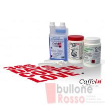 REINIGUNGSMITTELN SET ESPRESSO MASCHINEN CAFFEIN N° 7