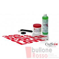 REINIGUNGSMITTELN ESPRESSO MASCHINEN SET N° 3 CAFFEIN