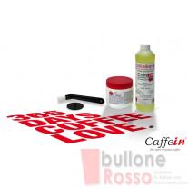 REINIGUNGSMITTELN ESPRESSO MASCHINEN SET N° 2 CAFFEIN