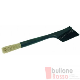 BÜRSTE PINSEL MAHLSCHEIBE SPAZZOLA MACINE CON PENNELLO CLEANING BRUSH GRINDING BURRS