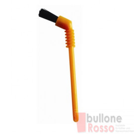 REINIGUNGSBÜRSTE SMART ORANGE SPAZZOLINO SMART ARANCIONE BRUSH SMART FOR COFFEE SHOWER ORANGE
