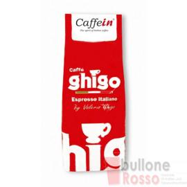 GHIGO ENCANTO MISCELA BAR ESPRESSO BOHNEN KAFFEE COFFEE BEANS CAFFÈ IN GRANI